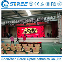 high resolution indoor full color stage background <strong>led</strong> <strong>display</strong>/big screen with good price