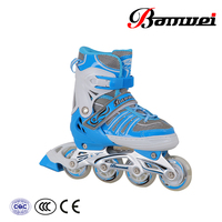 Alibaba supplier great material colorful roller skate quad