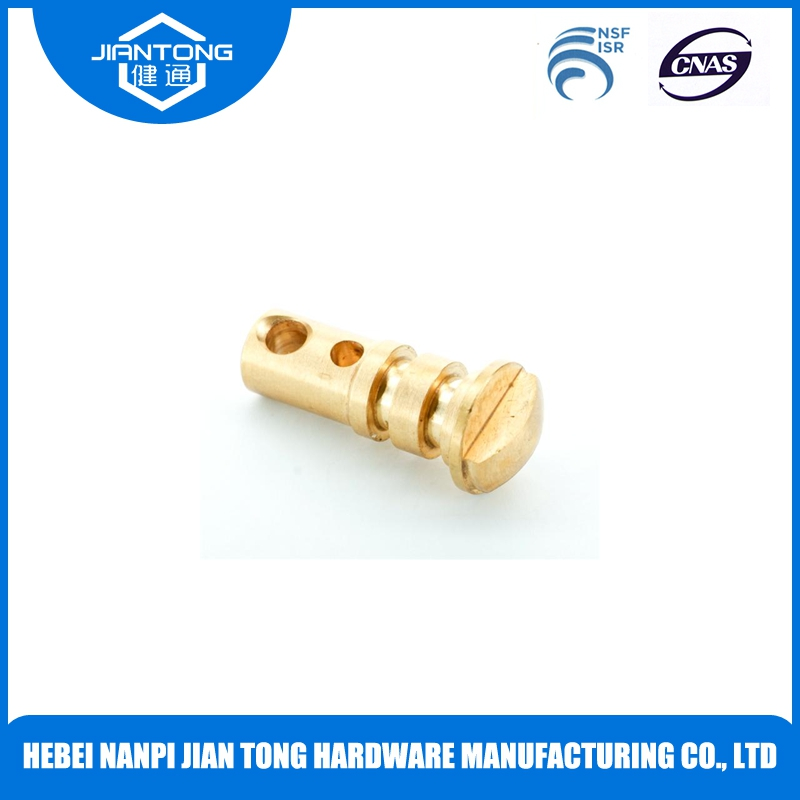 copper cnc Turning Parts/lathe accessories/cnc turning process