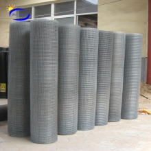 Low carbon hot dipped galvanized welded wire mesh