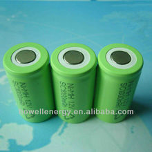 Rechargeable 1.2V 1300mah Sub C Nimh Batteries