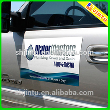 high quality car magnets stickers,custom vehicle decals