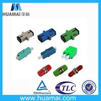 RoHS passed fan-out blockless box PLC type fiber optic cable adapter