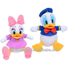 plush sit on animals toys Donald Duck