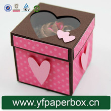 Cake box packaging /lovely design for cake with best price wholesale