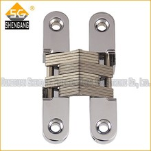 door hardware invisible hinge for wooden box