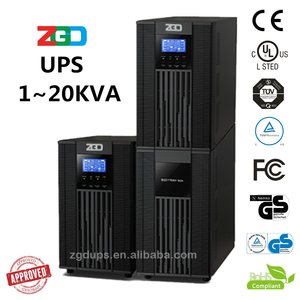 high frequency lcd/led optional online ups working for computer