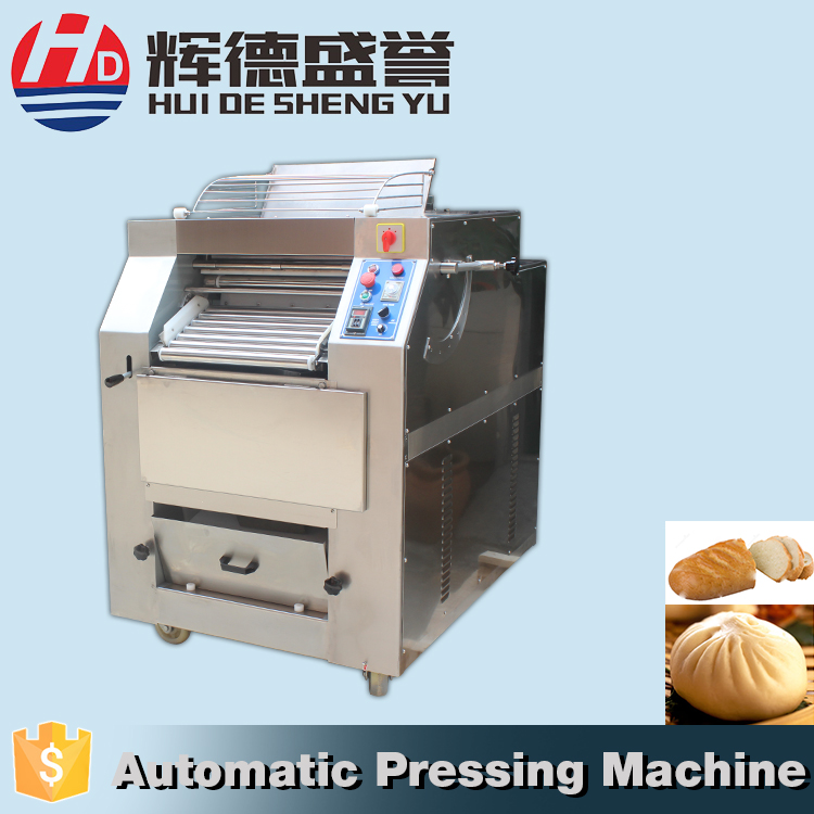 High Quality Low Cost knead bread used dough press rounder machine