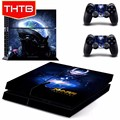 Hot Selling Wrap Sticker Decal for PS4 Console