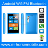 Hot selling 3.5 inch Android 4.1 smallest M-HORSE 920mini mobile phone with dual sim