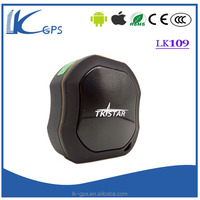 Pet/person,waterproof GPS tracker IPX-6 level. Support GPS/GSM/GPRS tracking realtime LK109