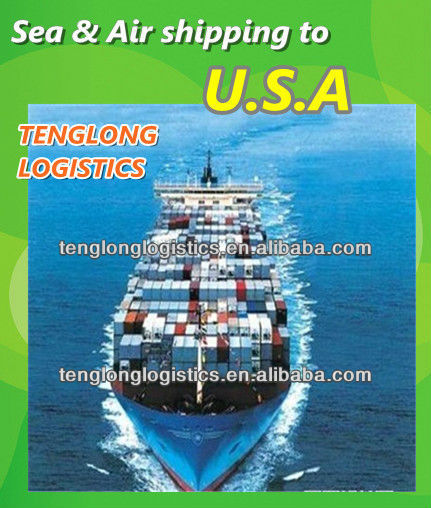 international shipping agent service to Seattle and Oklahoma City of USA from China Shenzhen Guangzhou Shanghai