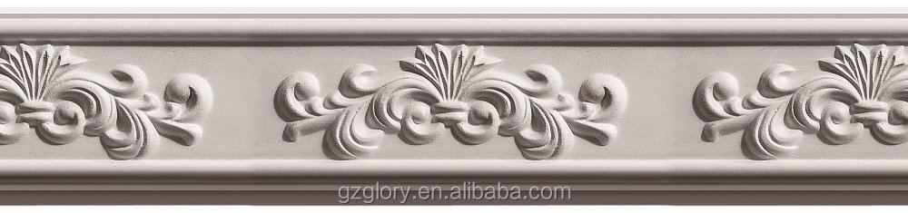 decorative gypsum crown moulding
