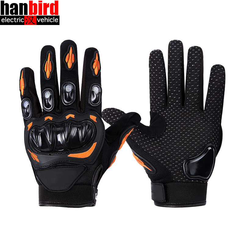 Wholesale Factory Sell Custom Motorcycle Racing Gloves