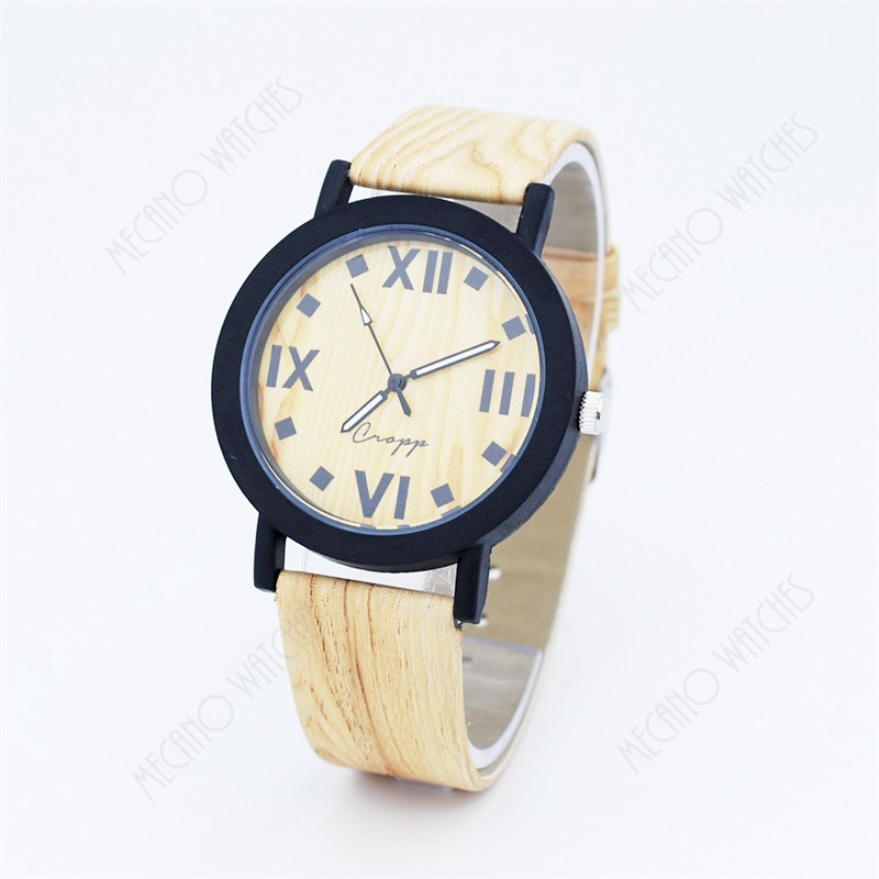 Custom hot selling cheap wooden watches for men and women