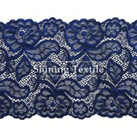 15-20cm Stretch Nylon Spandex Lace Mill For Lingerie