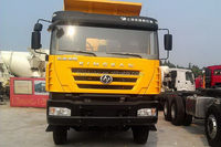 Discount top sell howo tipper truck for mail