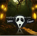 Scary Hilarious Death Ghost headlamp for kids