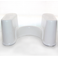 2016 new style toilet detachable squatty potty adult toilet step stool anti constipation stool