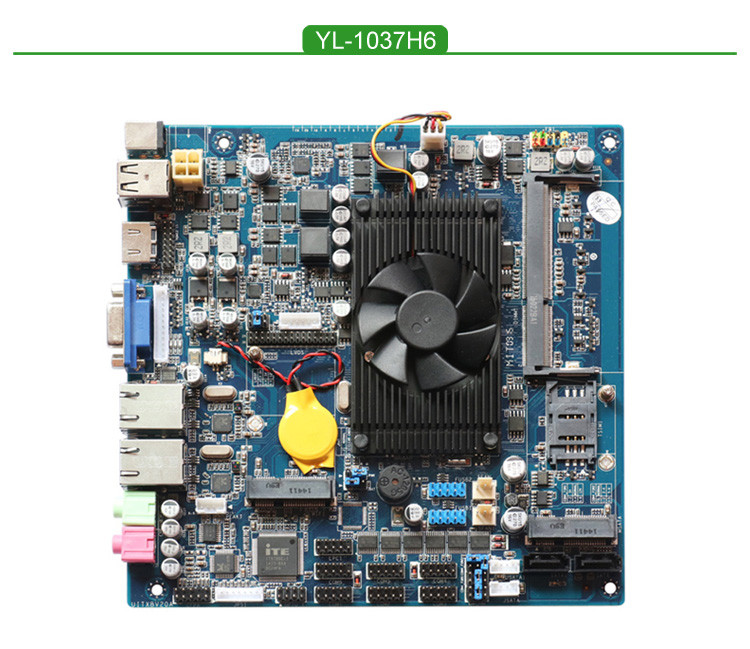 mini itx desktop motherboard