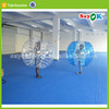 big discount inflatable bubble bumper football soccer ball prices