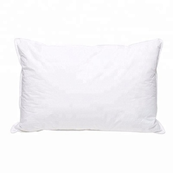 High Quality 100% Goose Feather Pillow for Sleeping