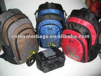 2013fashion backpack for high school students