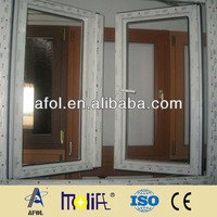 AFOL pvc swing window,upvc windows fabricators