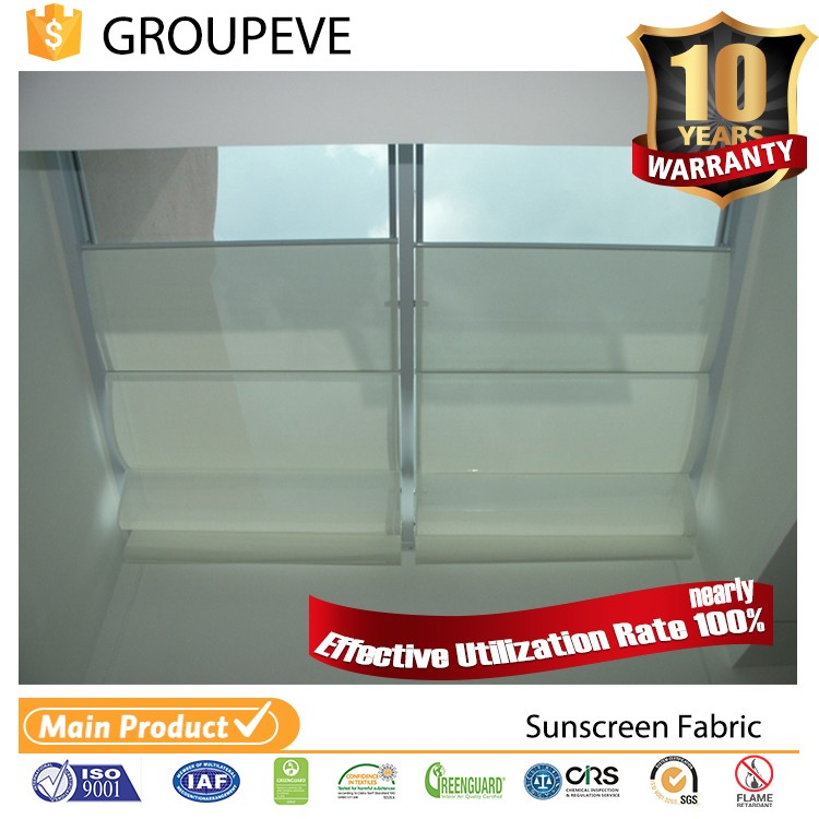 popular and fashion Fire Retardant pull down blinds