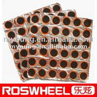 Cold patch for rubber tire 23064