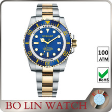 mens watches diver, mens watches diver 1000m, high end mechanical watch