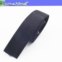 Bra black elastic shoulder strap in 20mm width available