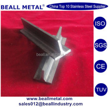 409 stainless steel SS T section Weight