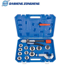 DSZH CT-300AL Hydraulic Tube Expander Tubing Expanding Swaging Kit HVAC Tools