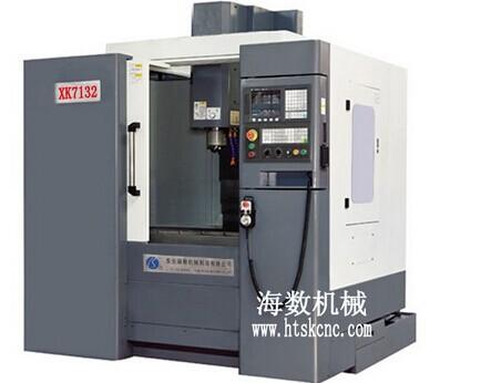Cnc freesmachine metaal