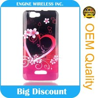 ebay hot sell cover case for wiko ridge fab 4g