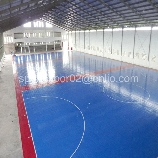 interlock futsal sports court floor