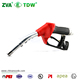 Gas Station Equipments ZVA DN 16 Automatic Fuel Oil Nozzle For Fuel Dispenser