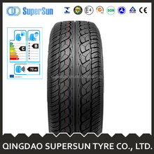 2016 Hot Durable New radial pcr tire used for dubai market