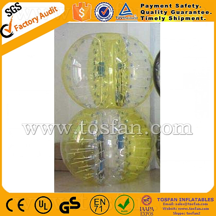 Transparent loopyball bubble soccer TB054
