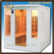 cedar new luxury home far infrared sauna spa