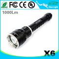 HI-MAX X6 Best Price Cree Led Scuba Handheld Diving Light
