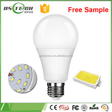Alibaba Top 1 seller Warm white color temprature (CCT) E27 bulb lights led filament buld 7w led light led bulb