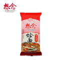 Dry Noodles 236g Wide Beef Flavor Tastes 12mm Xiang Nian Food 6 Sauce Bags Noodles