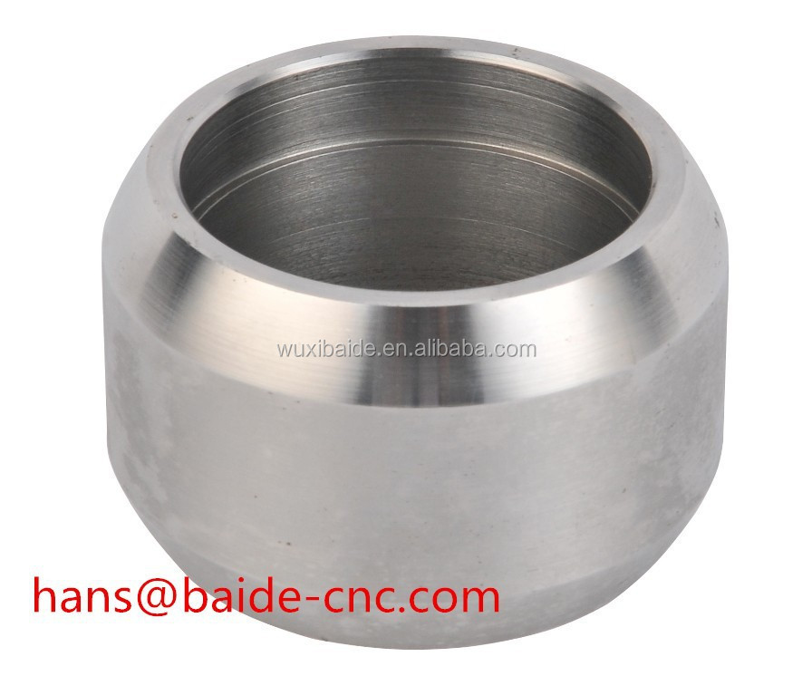 Stainless cnc lathe oem parts Metal cnc turning custom parts
