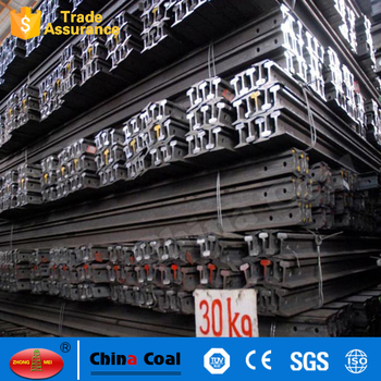 Railroad Heavy Steel Rail Track China Manufacturer