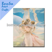 digital photo picture canvas printing wall decoration stretched canvas printing