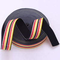 custom printed web belt in small quantity order