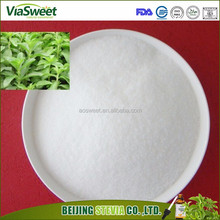 Natural Pure Certificated 70% healthy leaf stevia suger powder , sweeteners eco stevia