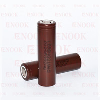 hot selling 18650 battery 3000mah 3.7v 18650 battery lg hg2